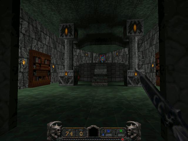 ETTiNGRiNDER's Fortress - Hexen II Add-ons