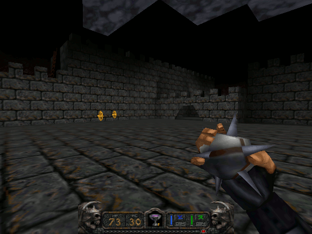 Screenshot of Excalibur