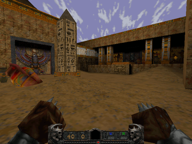 Screenshot of Black Plague