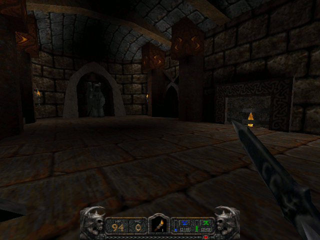 Screenshot of Buried Spire