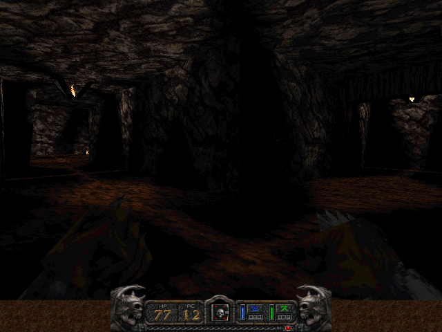 Screenshot of The Rotting Mines