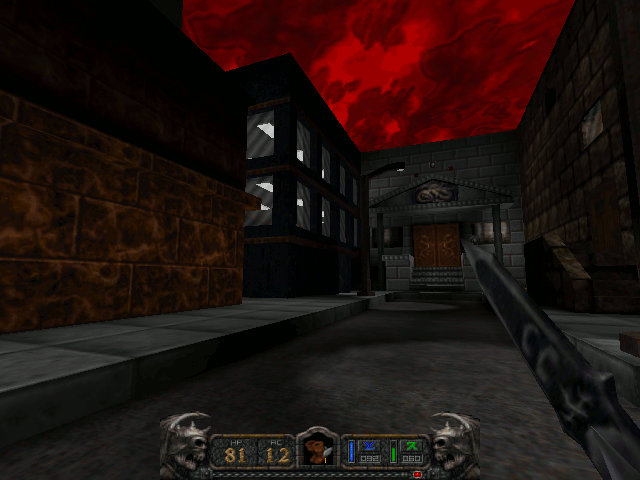 Screenshot of Streets